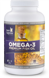 Omega-3 Premium 180 softgels