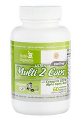 Multi 2 Caps, Ultra- 60 capsules
