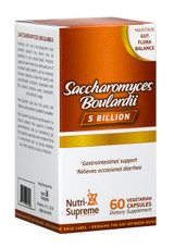 Probiotic, Saccharomyces Boulardii