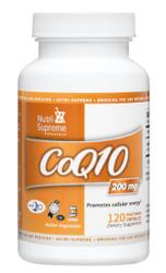 CoQ10 200 mg 120's
