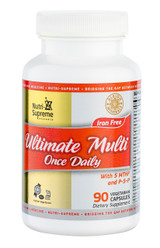 Multi Once Daily, Ultimate (with 5 MTHF and P-5-P)