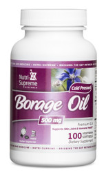Borage Oil -Premium GLA