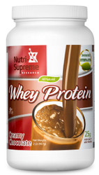 Whey Protein Creamy Chocolate 2 lb (With Stevia & Erythritol)