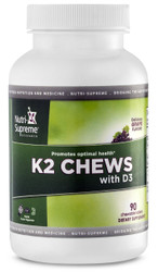 K2 Chews with D3