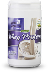 Whey Protein Ice Cream Smoothie 1.2 lb  (With Stevia & Erythritol)
