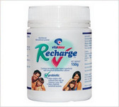 RECHARGE Contains Lactobacillus acidophilus.  Naturally fermented grain-based superfood