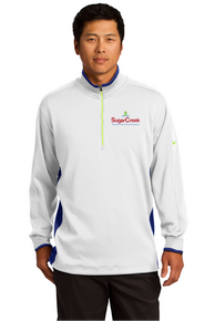 Nike Dri-Fit 1/2 Zip Cover Up