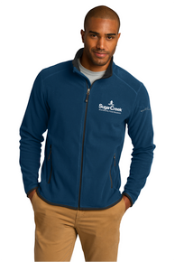 Eddie Bauer® Full-Zip Vertical Fleece Jacket