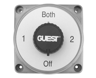 Guest Battery Switch, Heavy-Duty Selector, EBS-2300A