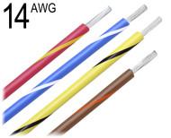 14 Gauge Striped Marine Primary Wire