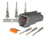 Deutsch Connector, DTP Receptacle Repair Pack TDTP04-2RP