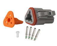 Deutsch Connector, DT Plug Repair Pack TDT06-3RS