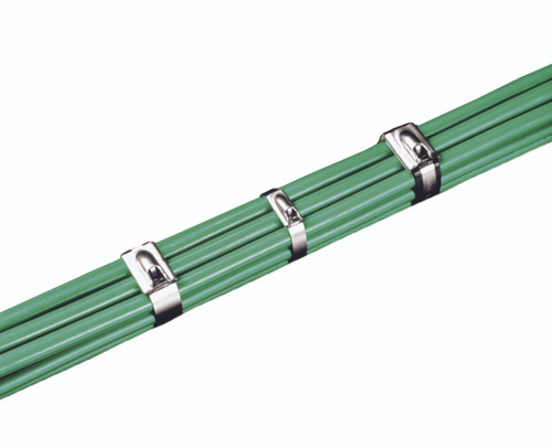 Stainless Steel Wire Ties : Stainless steel cable tie pacer group