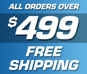 All Orders Over $499 - Free Shipping