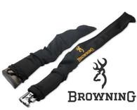 Browning VCI Gun Sock-Two Piece W/Buckmark Logo-Rust Prevention (149986)
