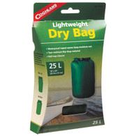 Coghlans Lightweight Dry Bag For Camping/Hiking-25L Capacity (1110)