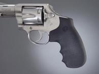 Hogue Colt Detective Special/Diamondback Grip-Rubber MonoGrip (48000)