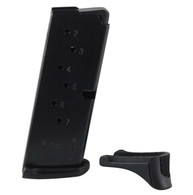 Ruger LC9/LC9S 9mm 7 Round Magazine W/Finger Rest 90363