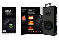 Seek Thermal Heat Seeking Thermal Imaging Camera For iOS-iPhone 5 & 6 (LW-AAA)