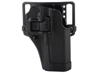 Blackhawk SERPA CQC Holster-Glock 17/22/31 Matte Black (410500BK-R)