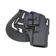 Blackhawk SERPA CQC Holster-Glock 19/23/32/36 Matte Black (410502BK-R)