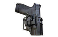 Blackhawk SERPA CQC Holster-S&W M&P Sheild-9mm/.40 Matte Black (410563BK-R)