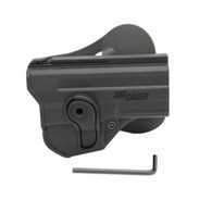 SigTac Retention Roto Paddle Holster-SIG SP2022 9mm W/Rail (HOL-RPR-2022-BLK)