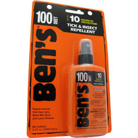 Ben's 100% DEET Insect Repellent Spray