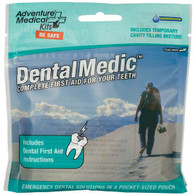 Adventure Medical Dental Medic Dental First Aid Kit (0185-0102)