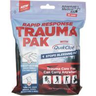 Adventure Medical Rapid Response Trauma Pak W/QuikClot (2064-0294)