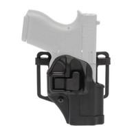 Blackhawk SERPA CQC Holster-Glock 43-Right Hand-Matte Black (410568BK-R)