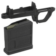 Magpul Mag Well W/5 RD PMAG For REM 700 Hunter Stock (MAG497-BLK)