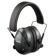 Champion Electronic Ear Muffs NRR 25db-Black (40974)