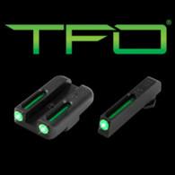 TruGlo Glock 42/43 Tritium FIber Optic (TFO) Sight Set (TG131GT1A)
