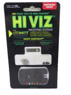 HIVIZ CompSight Shotgun Front Sight/Bead Replacement W/LitePipes (PMLW01)