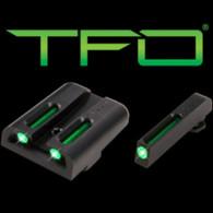 TruGlo Glock High Set Tritium Fiber Optic (TFO) Night Sights (TG131GT2)