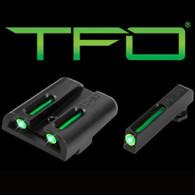 TruGlo Glock Low Set Tritium Fiber Optic (TFO) Night Sights (TG131GT1)