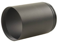 "Leupold Alumina 2.5"" 40mm Scope Lens Shade-Matte Black (56187)"