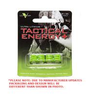 Viridian Tactical Energy Ultra Lithium CR1/3N 3V Batteries Pack of 4 (VIR-13N-4)