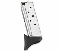 Beretta Pico Magazine 6 Round .380 ACP Mag With Extension-Stainless (JMPP3162)
