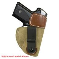 DeSantis Sof-Tuck Kimber Solo 9mm/Sig P938 Holster-Left Handed (106NBX3Z0)