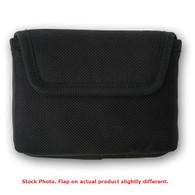 "Bulldog Cases Horizontal Ambi ""Cell Phone"" Holster For Small .380 Pistols-Black Nylon (BD841)"