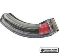 Ruger BX-25 Rotary Magazine 25 Round .22 LR- Clear Sided (90591)