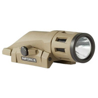 InForce Weapon Mounted Light (WML) GEN2 400 Lumens-FDE (W-06-1)