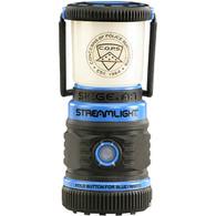 Streamlight Siege AA Compact Lantern-200 Lumens-White/Blue LED-Blue (44949)