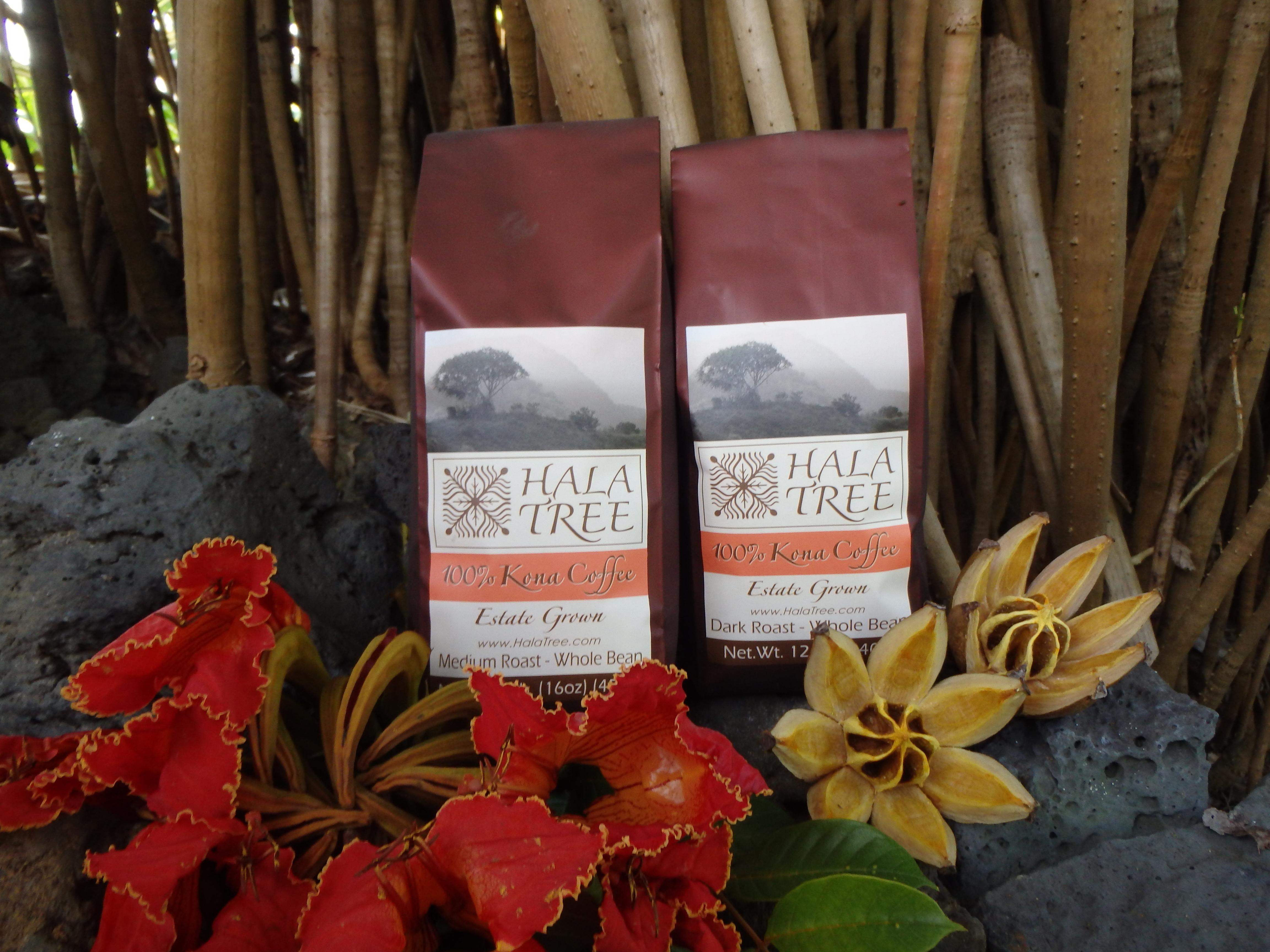 Organic Kona Coffee