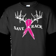 save a rack black t-shirt
