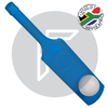 Plastic cricket bat and ball for children