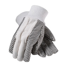 Canvas Dotted Palm Glove