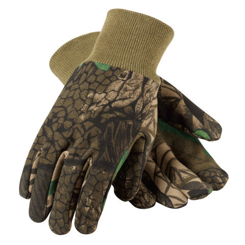 Green/Brown/Black Camouflage